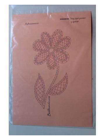 Aplicaciones 8 (flor)