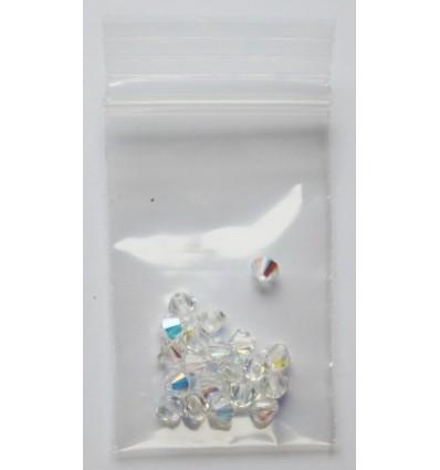 Swarovski 5mm cristal reflejos  (crystal AB)