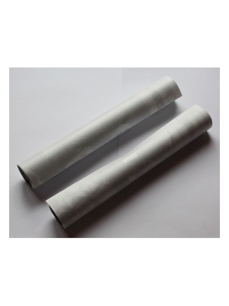 Papel mate transparente (1metro)