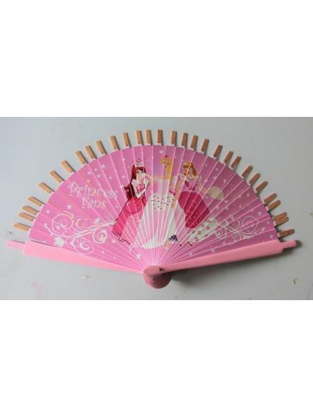 Varillas de 17cm modelo princesas