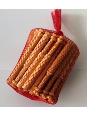 Malla 50 ud bolillos 10cm guatambú