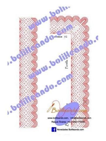 Puntilla 133 (4cm de ancho)