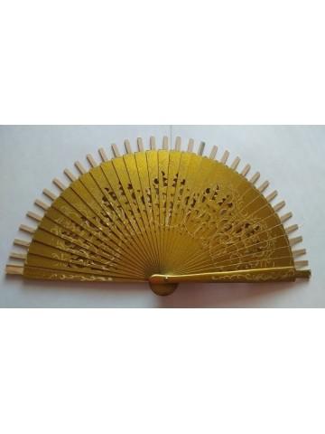 Metalizado oro de 17cm (15cm+2cm)