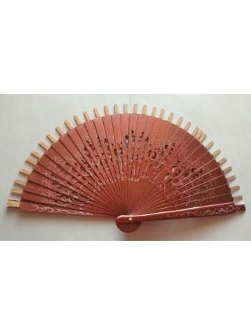 Metalizado rosa de 17cm (15cm+2cm)