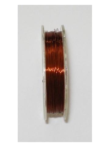 Alambre bronce 0.3 mm  30metros