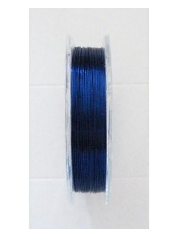 Alambre azul 0.3 mm  30metros