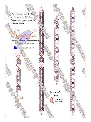 ROSARIO 3 (SOLO PATRÓN)