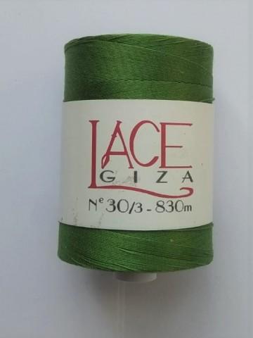 Verde oscuro (0407) algodón 30