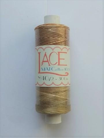 001 algodón matizado grosor 40