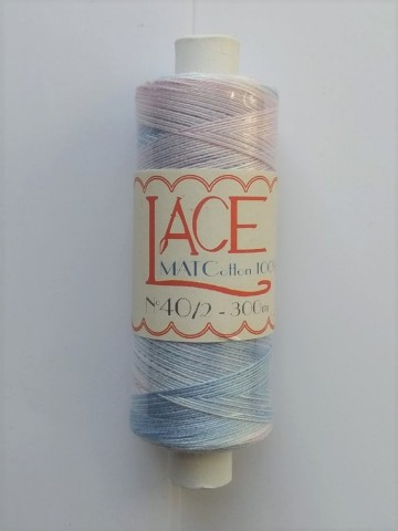 003 algodón matizado grosor 40
