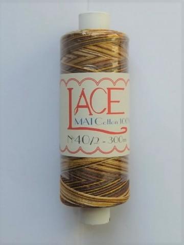 020 algodón matizado grosor 40