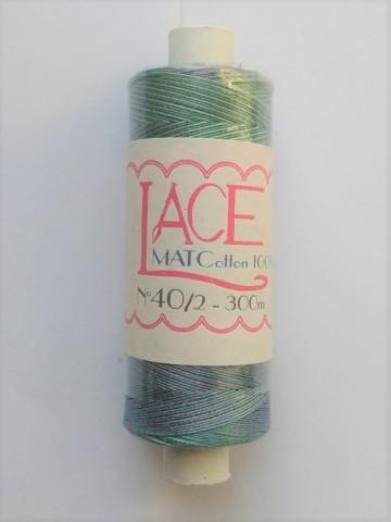 027 algodón matizado grosor 40