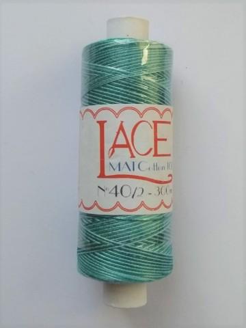 039 algodón matizado grosor 40