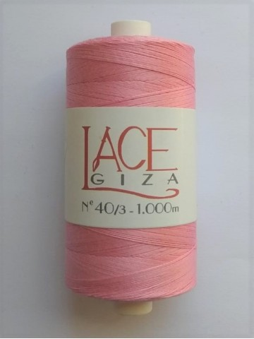 Rosa (3163) algodón 40