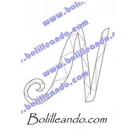 Mini letras (3 cm)